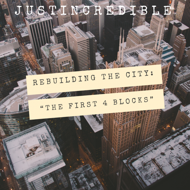 the first 4 blocks cover